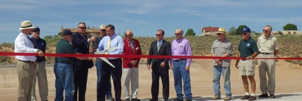 Lomitas Negras Water Quality Facility Ribbon Cutting Ceremony
