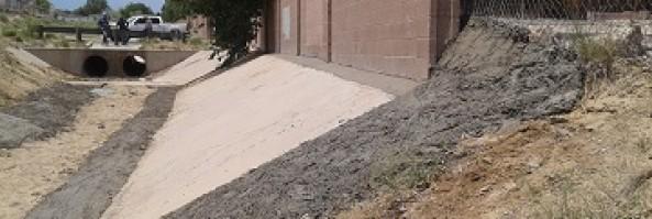 Comanche Easement maintenance